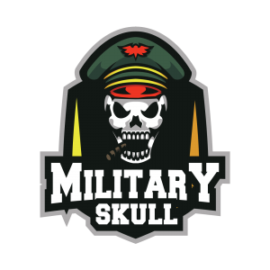 team-military-skull