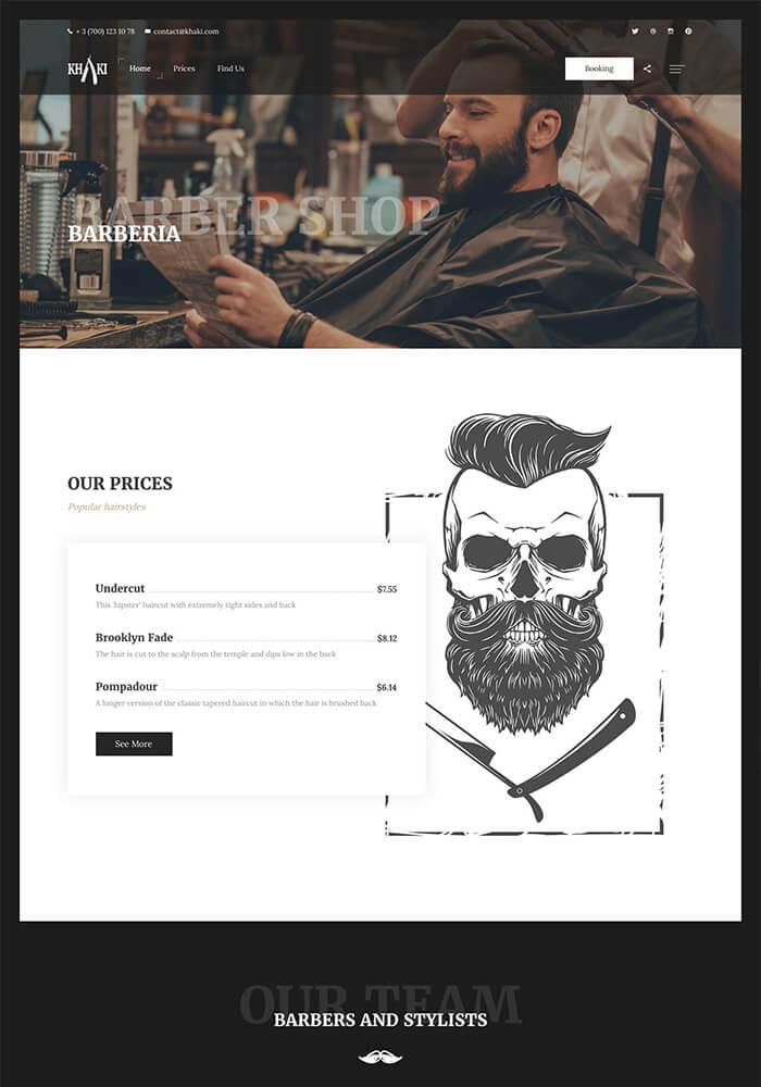 Demo Barber