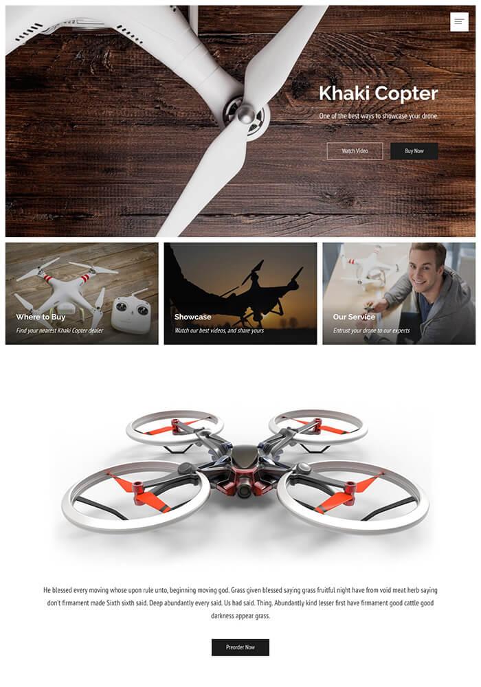 Demo Drone