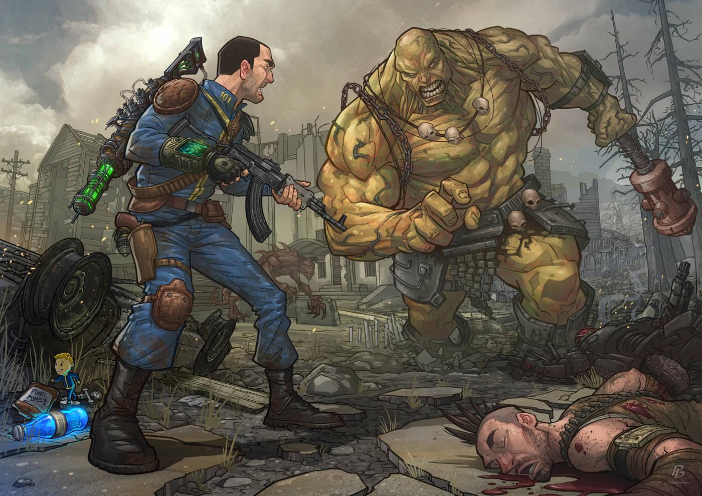 Fallout 76 – Insane Online