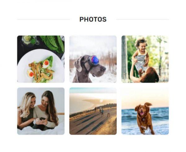Photos Block