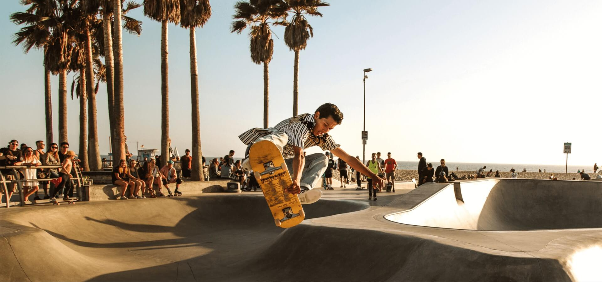 Skateboard Video